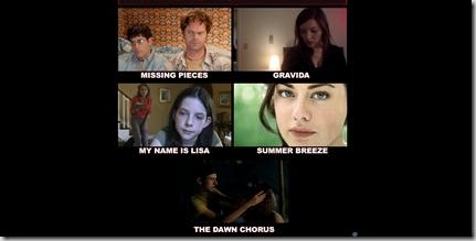 Now Film Festival - 5 finalistas