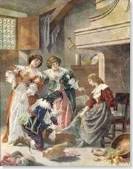 La Cenicienta (Jacob y Wilhelm Grimm)