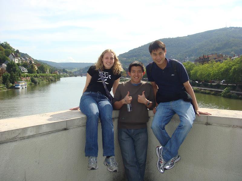 Heidelberg River
