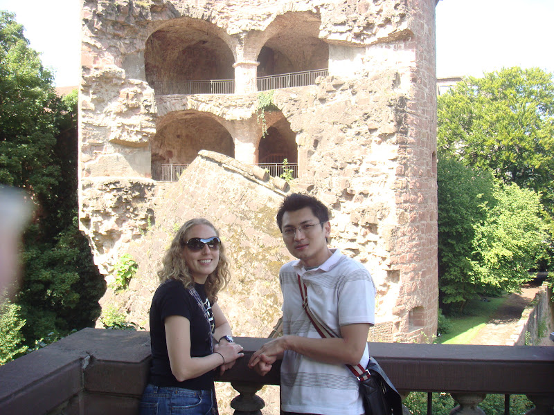 Me and Stan at the Castle