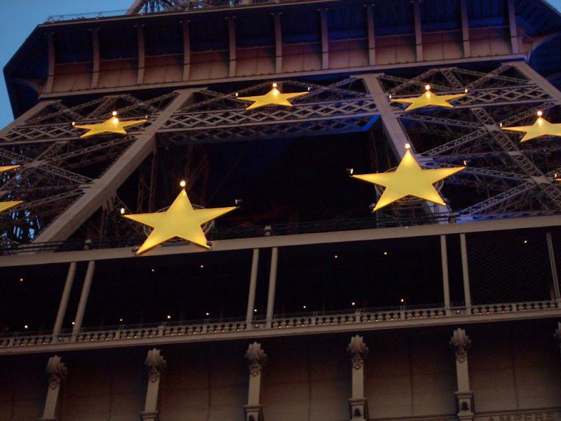 Les étoiles européennes