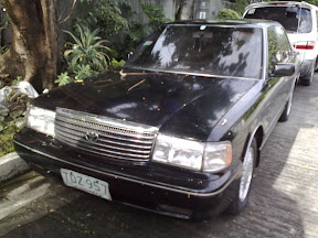 64 Cabbage   For Sale  Toyota Crown 1992 Super Saloon