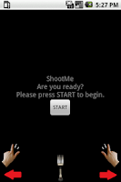 Screenshot of ShootMe