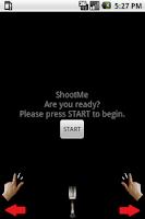 Screenshot of ShootMe