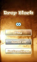 Screenshot of Drop Block