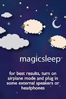 Screenshot of Magic Sleep Lite