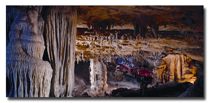 Fantastic caverns coupons