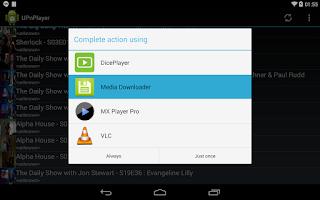 Screenshot of Media Downloader