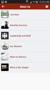 Wausau Bible Church - screenshot