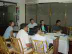 research consulattion meeting Oct.2006.JPG