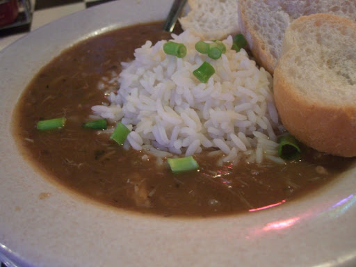 Seafood Gumbo at Acme Oyster House
