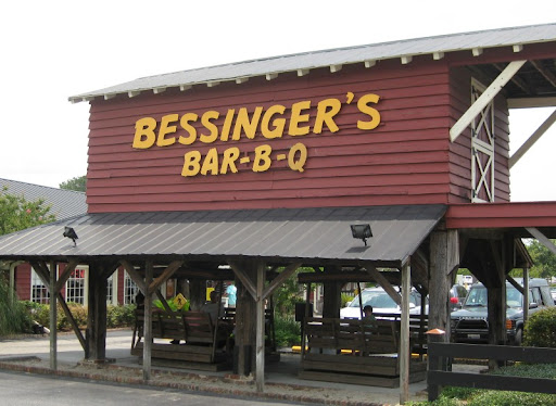 Bessinger's Bar-B-Q Outside of Charleston, South Carolina