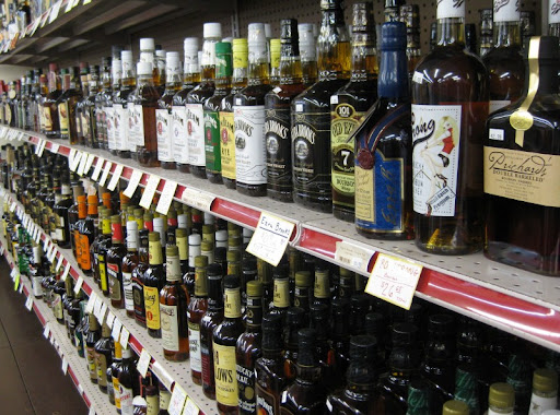 Liquor World in Bardstown, Kentucky