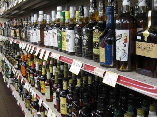 Liquor World in Bardstown, Kentucky