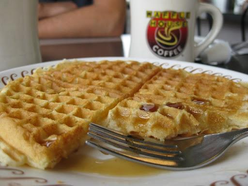 Waffle at Waffle House
