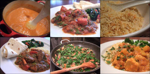 Indian Takeaway Recipes