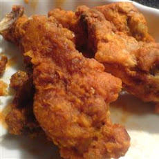 Easy Baked Chicken Wings