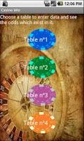 Screenshot of Casino Win PRO (Roulette Odds)