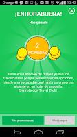 Screenshot of Juegos Travel Club