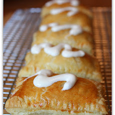Peanut Butter S'Mores Turnovers