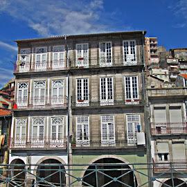 Casas do Porto by Lia Ribeiro - Buildings & Architecture Homes