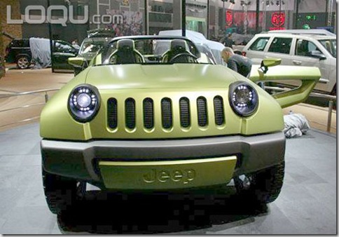 {Image] 1Jeep Renegade 2008 - Vista frontal