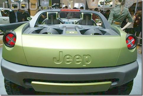 [Imagem] Jeep Renegade 2008 Visão Traseira