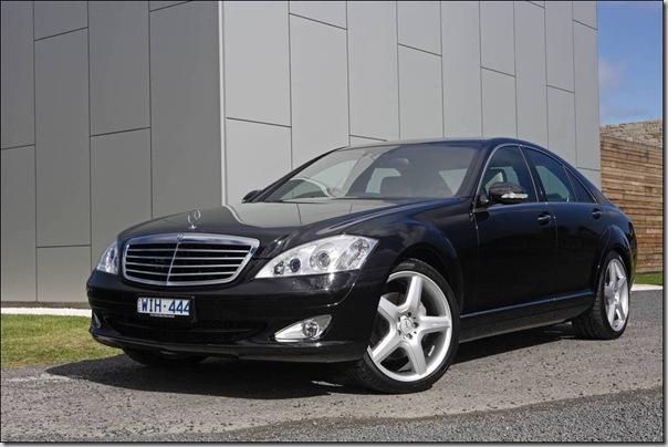 [foto] Mercedes-Benz S 320 CDI