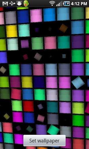 3D Live Wallpaper Allurge Free
