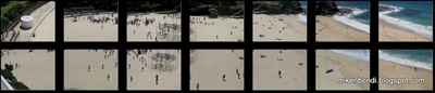 Tamarama picture grid [black]
