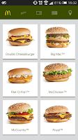 Screenshot of Můj McDonald's