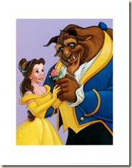PFD1637~Belle-and-the-Beast-A-Romantic-Gift-Posters