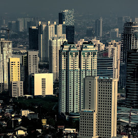 Jakarta by Max Bowen - Buildings & Architecture Office Buildings & Hotels