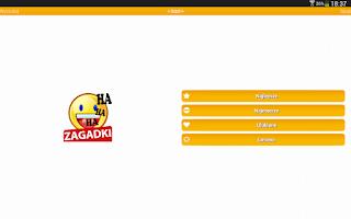 Screenshot of Śmieszne Zagadki
