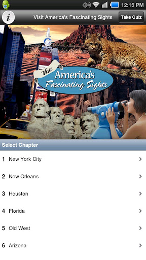 America's Fascinating Sights