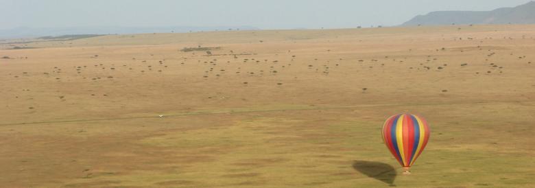 Masi Mara - Cheetah habitat