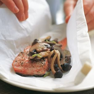Salmon Parchment Recipes