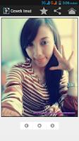 Screenshot of Cewek Imut