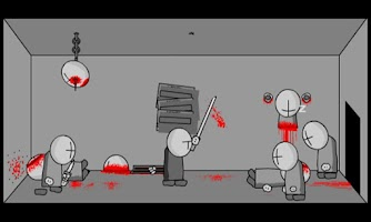 Screenshot of Crazy Killing