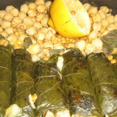 Stuffed Grape Leaves (Dolmades)
