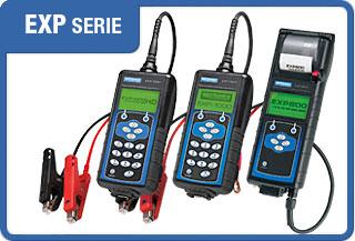 EXP-Serie – Erweiterbare elektrische Diagnoseplattform