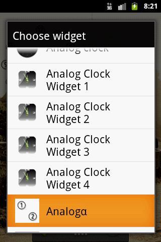 【免費工具App】Analog Clock α-APP點子
