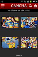Screenshot of CANCHA