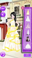 Screenshot of Dress Up! Modern Design