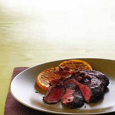 Pan-Grilled Paillards of Duck