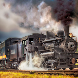 Full Power by Nickel Plate Photographics - Transportation Trains