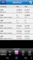 Screenshot of CQ Mobile