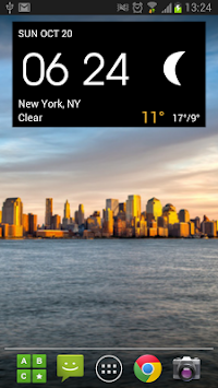Digital Clock & World Weather APK screenshot thumbnail 8
