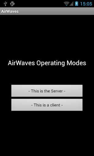 CPS396M airWaves