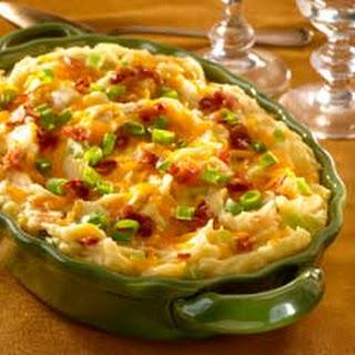 Creamy Loaded Mashed Potatoes Recipes